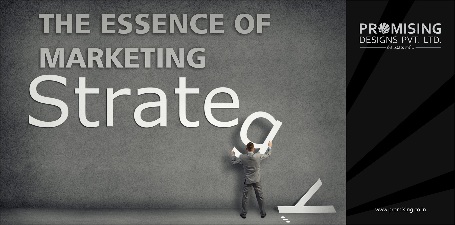 The essence of Marketing Strategy…